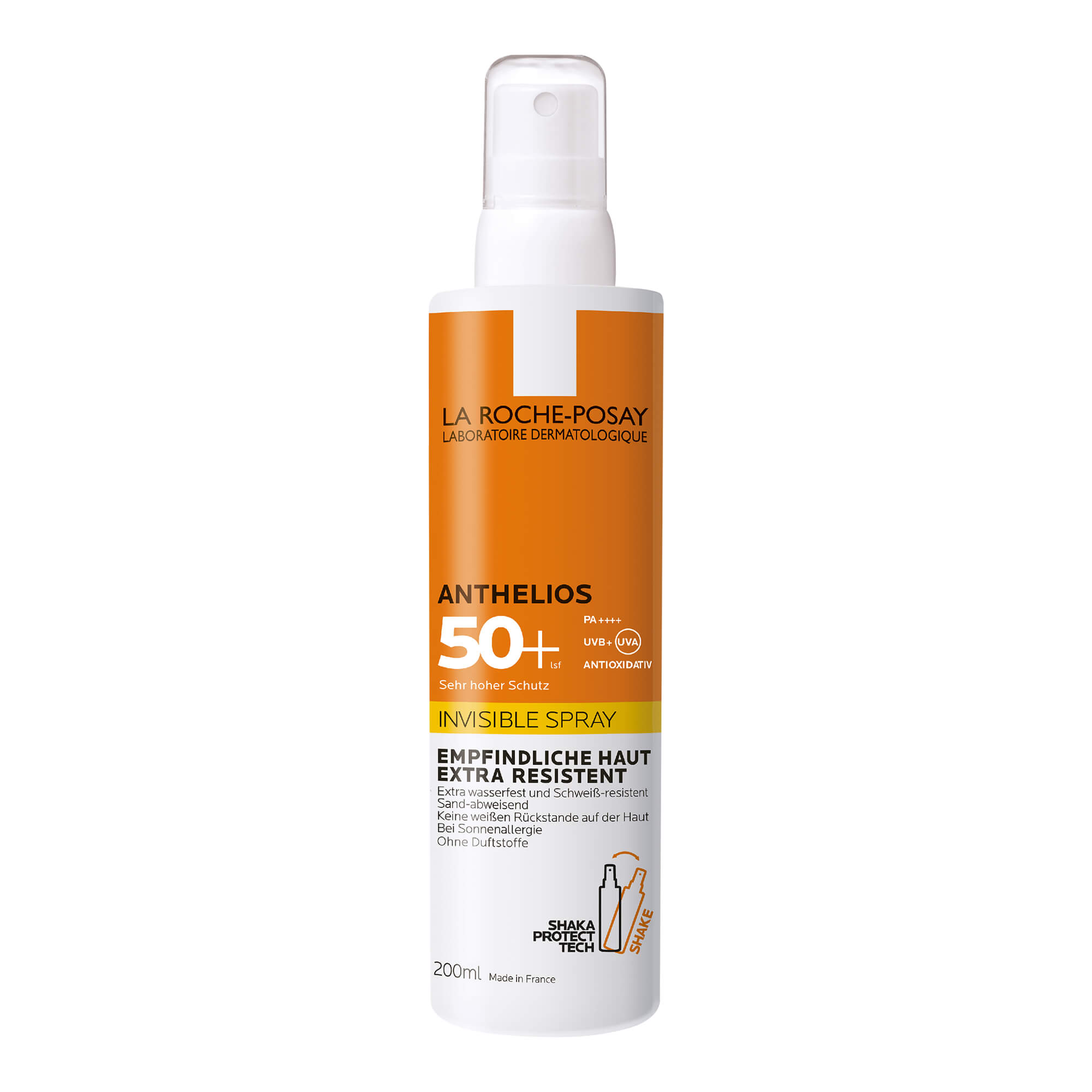 Roche-Posay Anthelios Invisible Spray Ohne Parfum LSF 50+