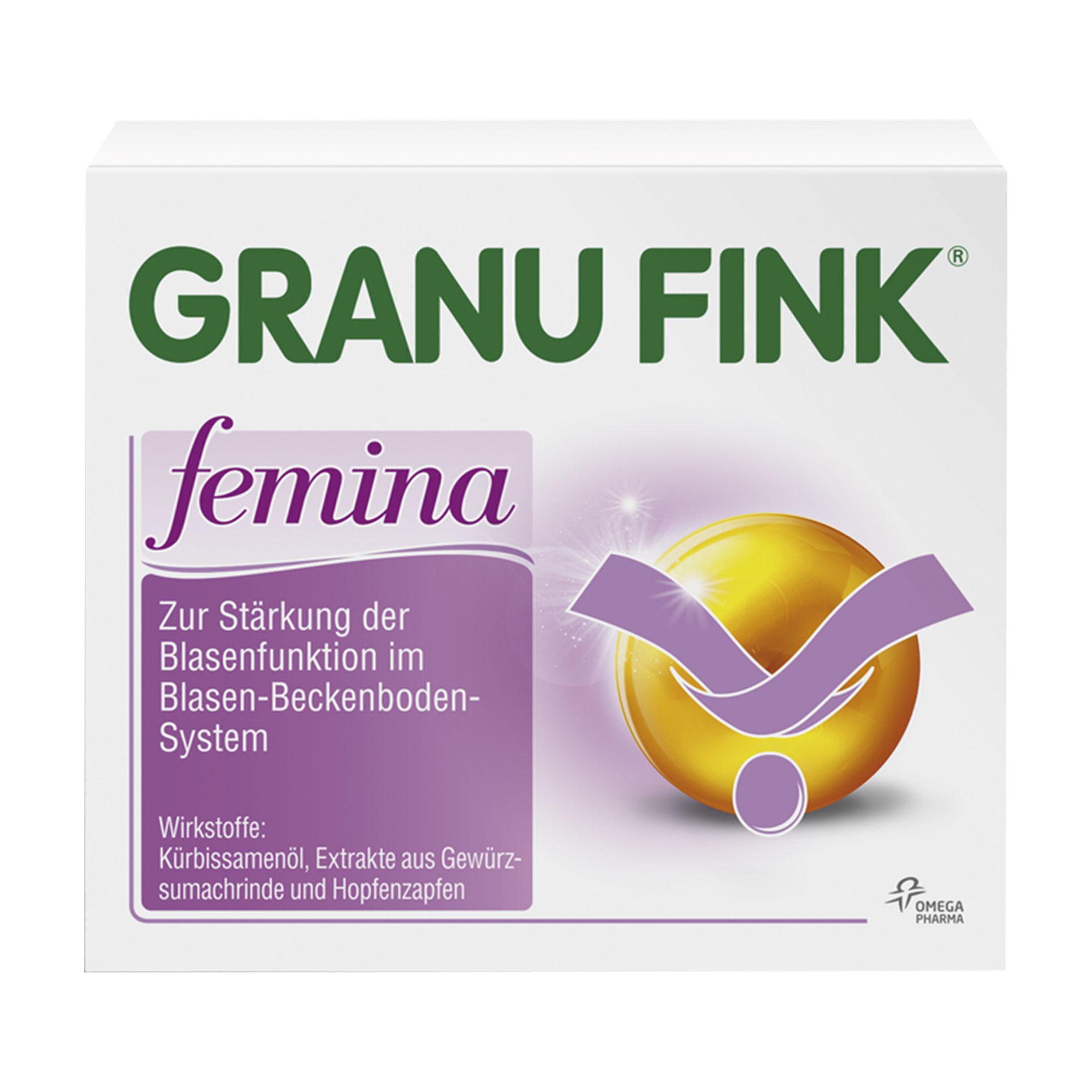 granufink femina forum f r arzneimittel und. Black Bedroom Furniture Sets. Home Design Ideas